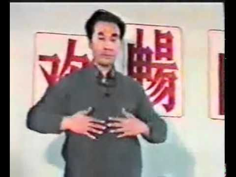 Video of Lift Chi Up, Pour Chi Down demonstrated by the man himself....Pang Ming