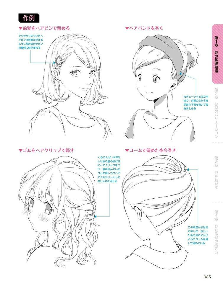 Pin By Rachel L On Anime Manga Tutorial Anime Drawing Books