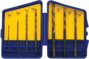 Irwin 7 Pc. Turbomax Drill Bit Set