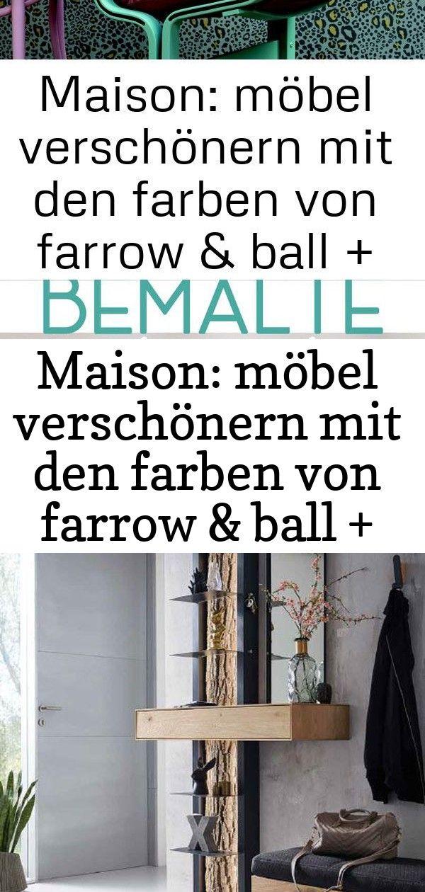 Maison: möbel verschönern mit den farben von farrow & ball + anleitung 20 5 #steinebemalenanleitung