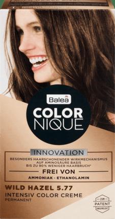 Balea Colornique Haarfarbe Wild Hazel 5 77 1 St 1 St Dauerhaft Gunstig Online Kaufen Dm De Haarfarben Haare Balea