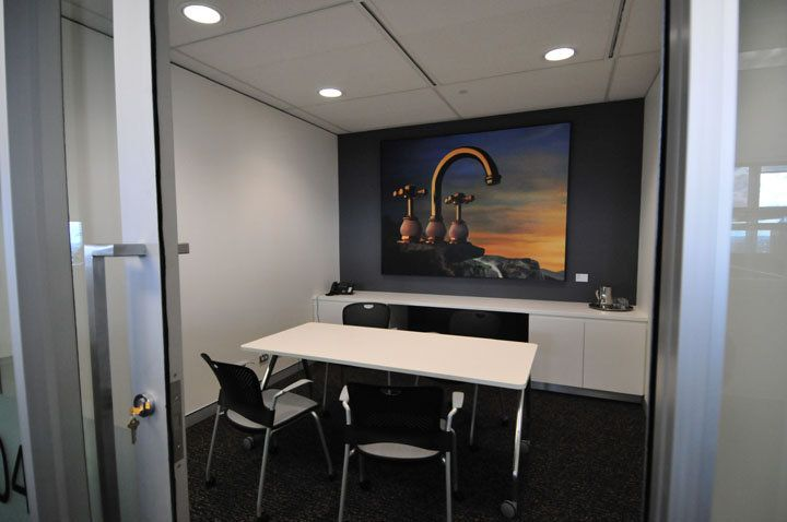 meeting rooms contemporary design and contemporary office on pinterest awesome home office ideas small spaces