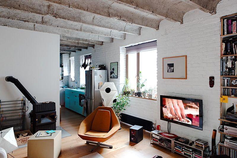 Lofts pequeños 2