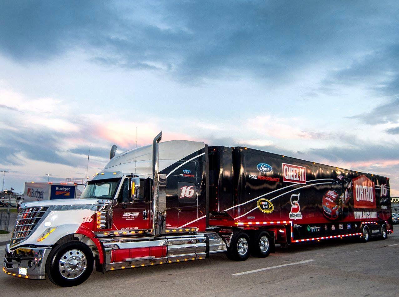 Don Miller Dodge >> Transporter, Ortho, International Lonestar, Hauler, NASCAR ...