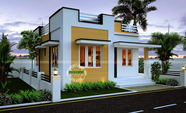 20 SMALL BEAUTIFUL BUNGALOW HOUSE DESIGN IDEAS IDEAL FOR