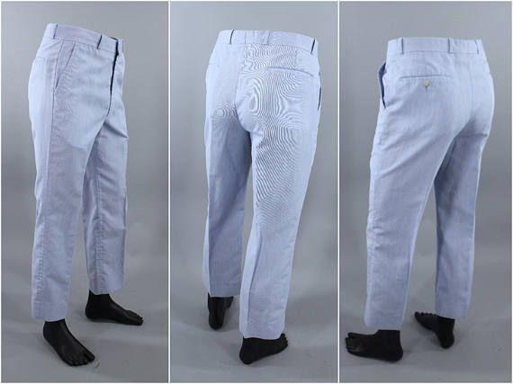 3e9c8cfb 1970s Vintage Boys Dress Pants / 1980s Teen Young Mens Slacks ...