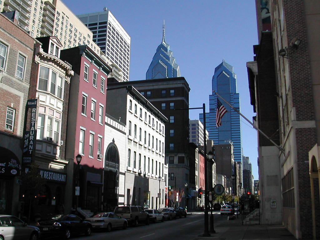 philadelphia city center