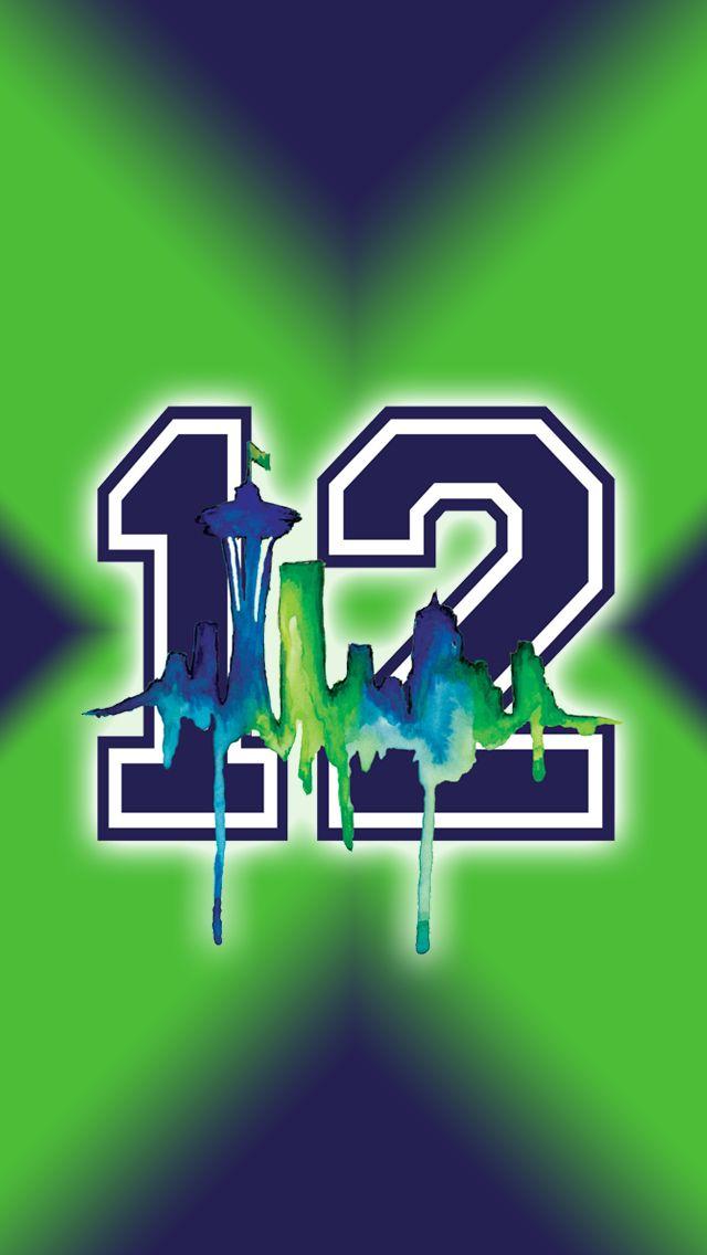 Seattle Seahawks iPhone 6/6s Wallpaper. VirginiaBuechel