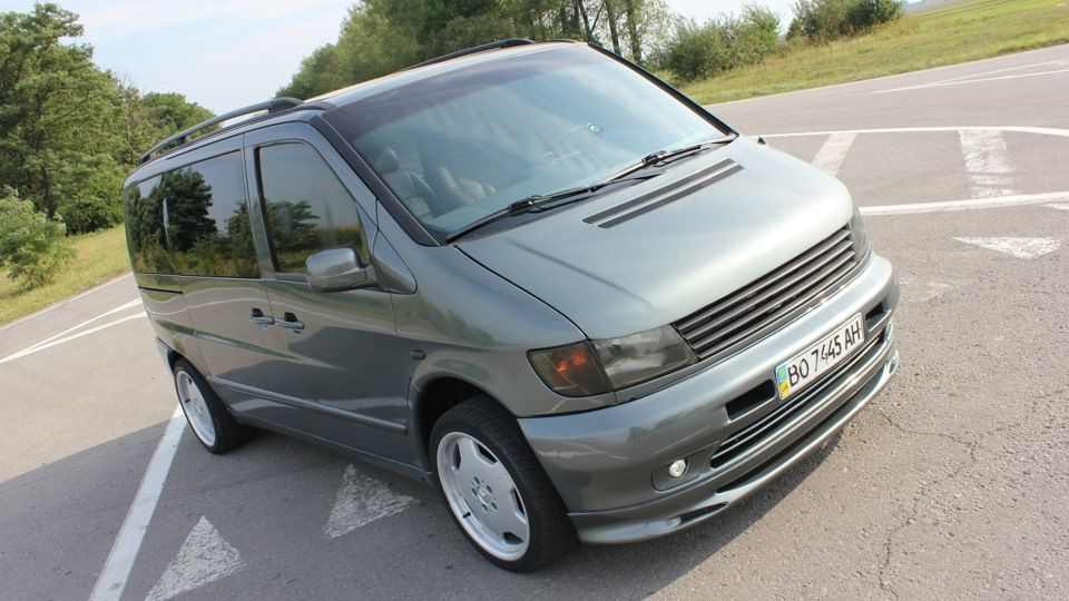 Tuning mercedes vito 2002 2 mercedes vito 638 for Mercedes benz performance chips