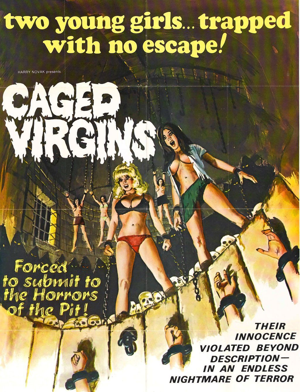 Caged Virgins by peterpulp.deviantart.com on @DeviantArt