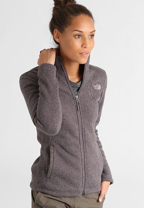 CRESCENT - Fleece jacket - rabbit grey heather @ Zalando.co.uk  <div id=