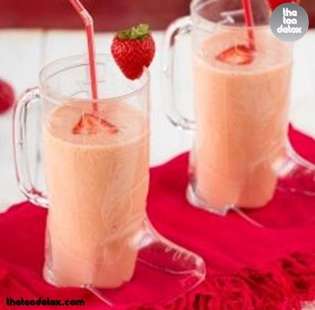 Berry Smoothie..   #theteadetox #detox #diet #berries