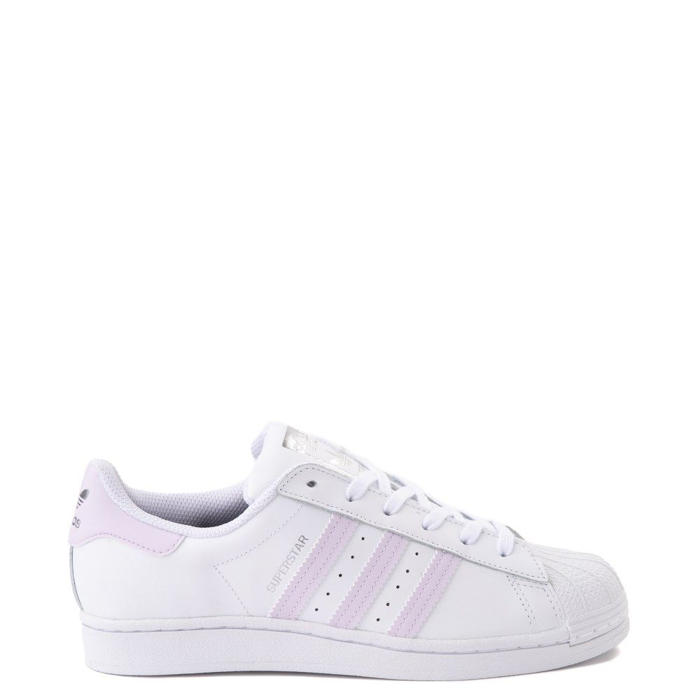 journeys white adidas