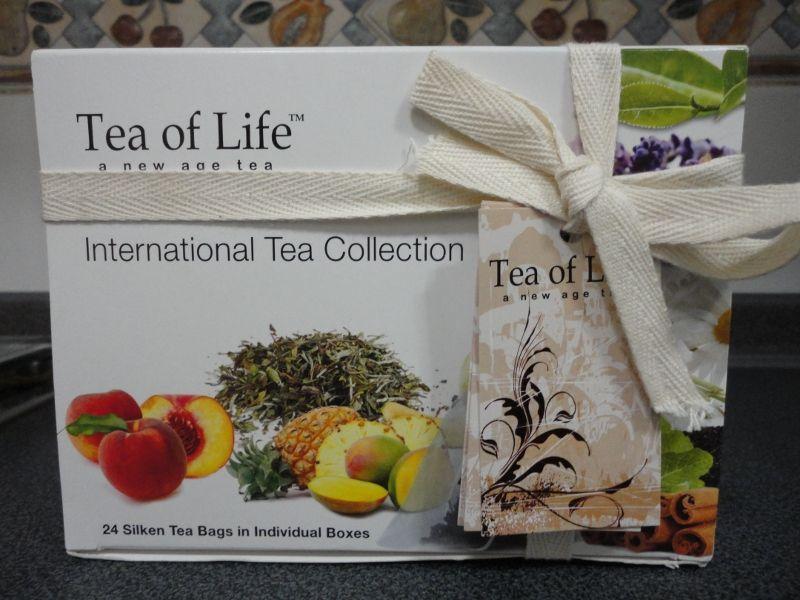 Foodtealife: Probamos Las Pirámides De Té De Tea Of Life