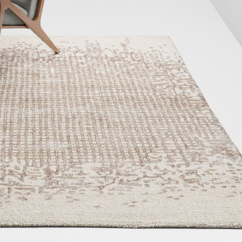 Avoriaz Rug Swatch 12 X12 Crate And Barrel In 2020 Crate And Barrel Rug Texture Rugs