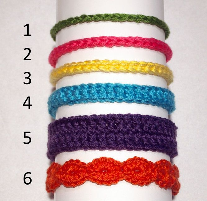 Free Crochet Pattern: Baby Headbands | Crochet Head Bands ...