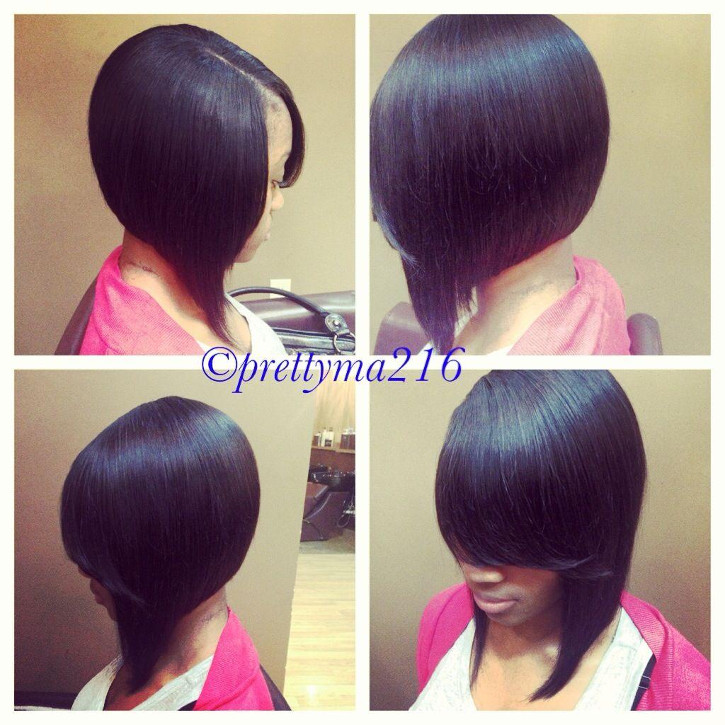 Weave Bob Hair By Robin P