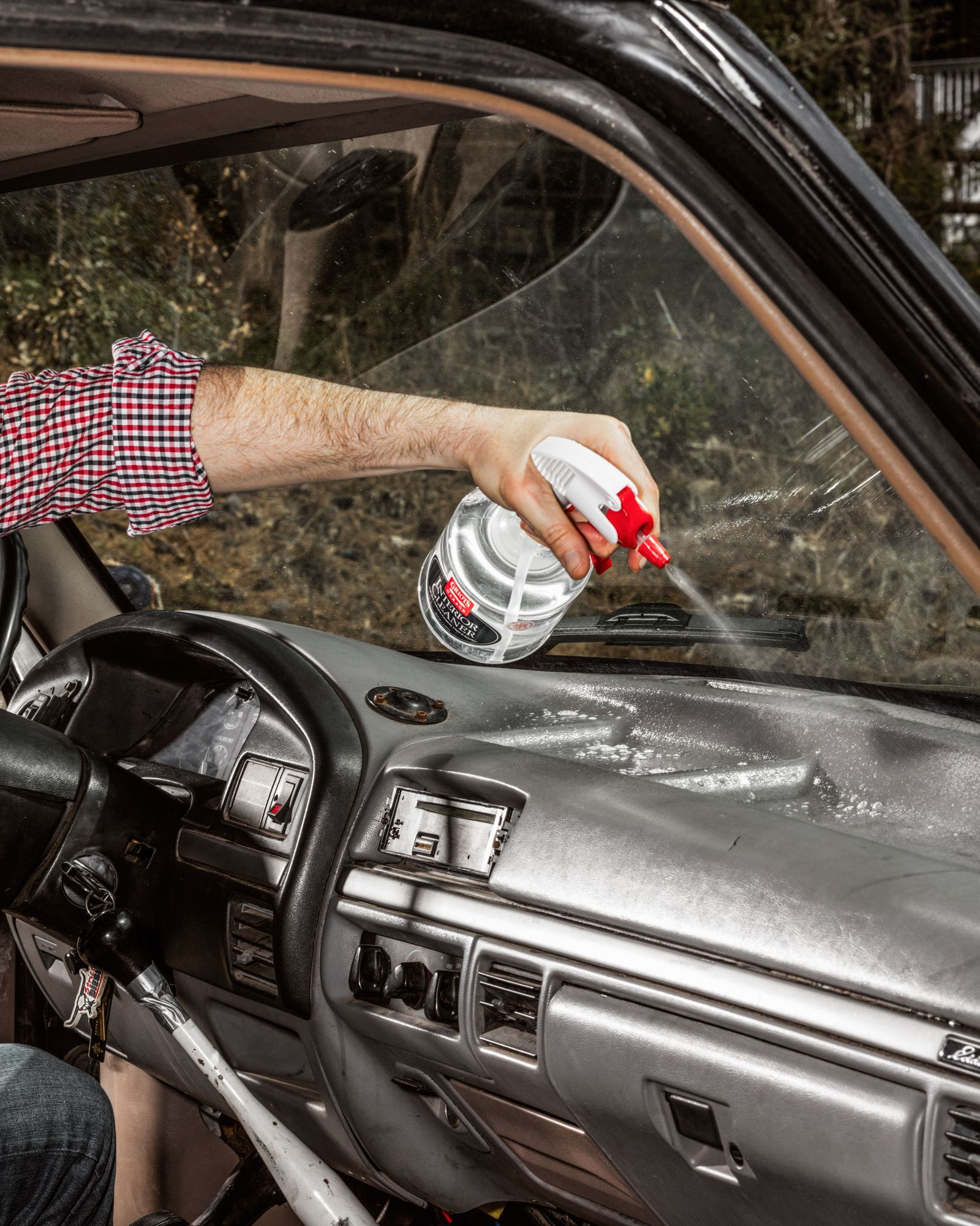 How to clean your cars interior clean your car