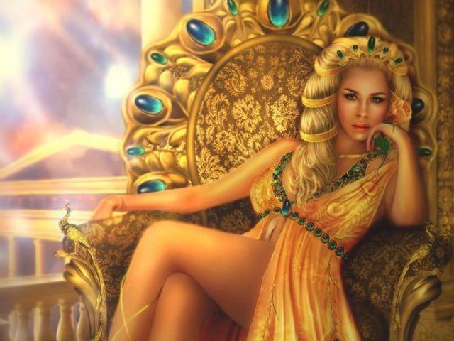 Which Greek Goddess Is Hiding Inside You?   Greek gods ...