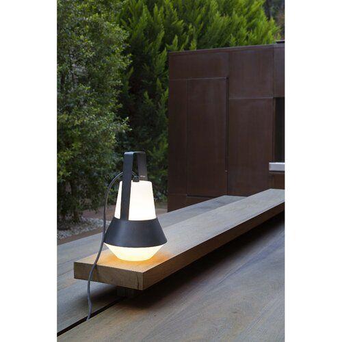 Black Cat Outdoor Lampe !