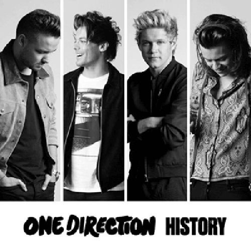 One Direction: History (CD Single) - 2015    Music :) in