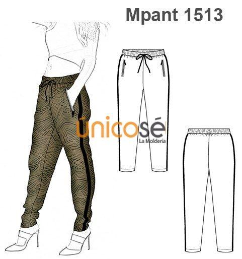 Moldes Unicose Pantalones Babuchas Pantalones Holgados Pantalones Deportivos Mujer