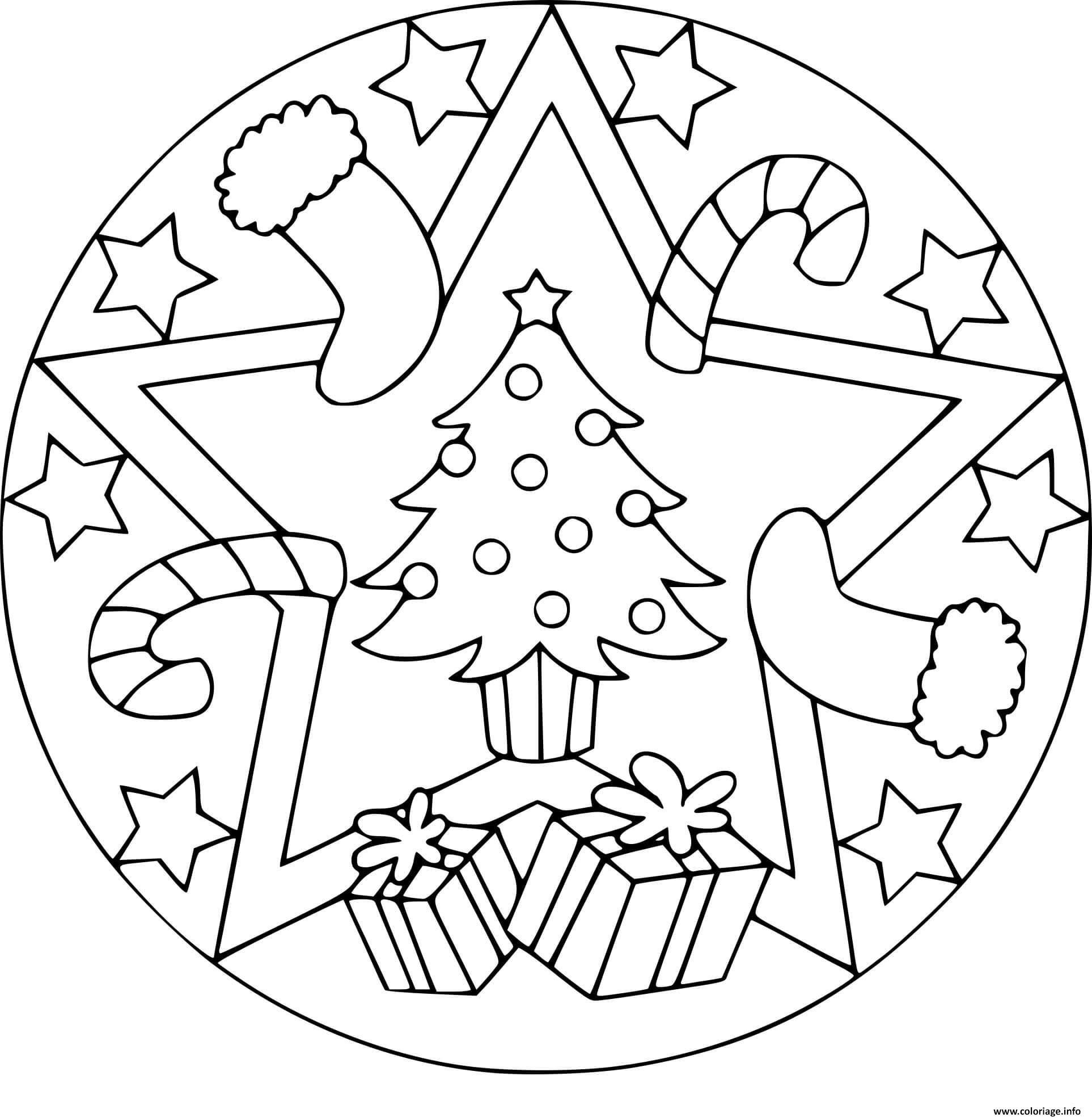Resultat De Recherche D Images Pour Coloriage Mandala Noel Mandala Noel Coloriage Noel Coloriage Mandala