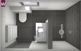 Afbeeldingsresultaat voor inloopdouche kleine badkamer | bano ...