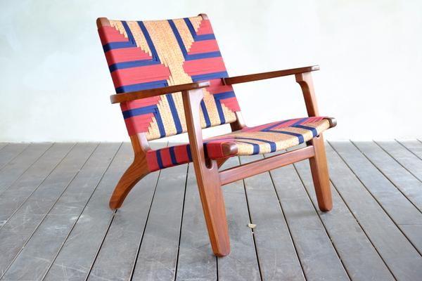 Masaya Arm Chair, Pattern Manila | Loungers chair ...