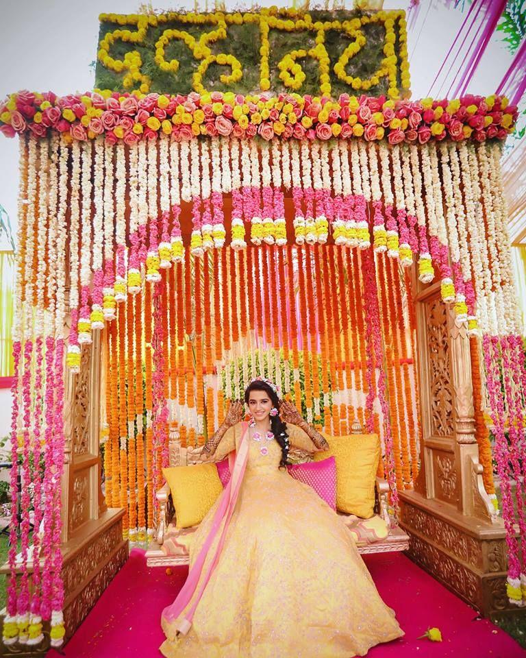Mehendi Ceremony Decor Ideas Indian Wedding Indian Wedding Decorations Wedding Photography Company