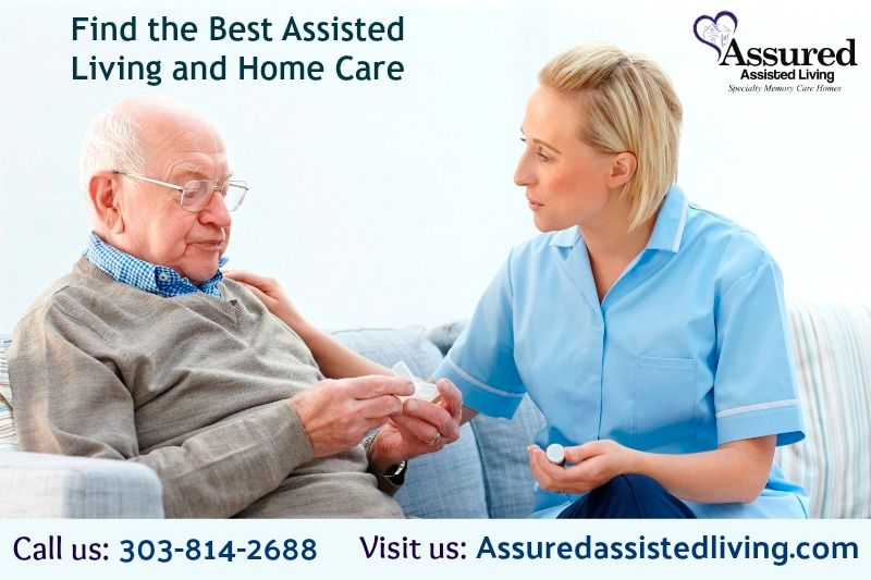 Pin by Assured Living on Find the Best Assisted Living and