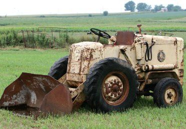 1956 Hough HAH Payloader | Construction Machinery | Antique