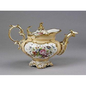Jacob Petit's porcelain 1840  V Collection
