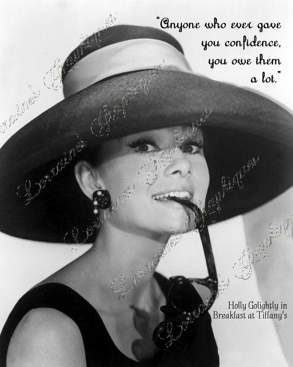 Audrey Hepburn - Breakfast at Tiffany 6 Fine Art Photographic Print CIJ
