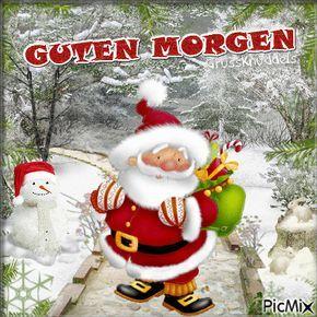 Guten Morgen Weihnachten Lustige Bilder Guten Morgen