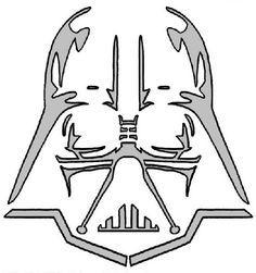 image relating to Star Wars Pumpkin Stencils Printable named Star wars pumpkin stencils carving habit determine absolutely free