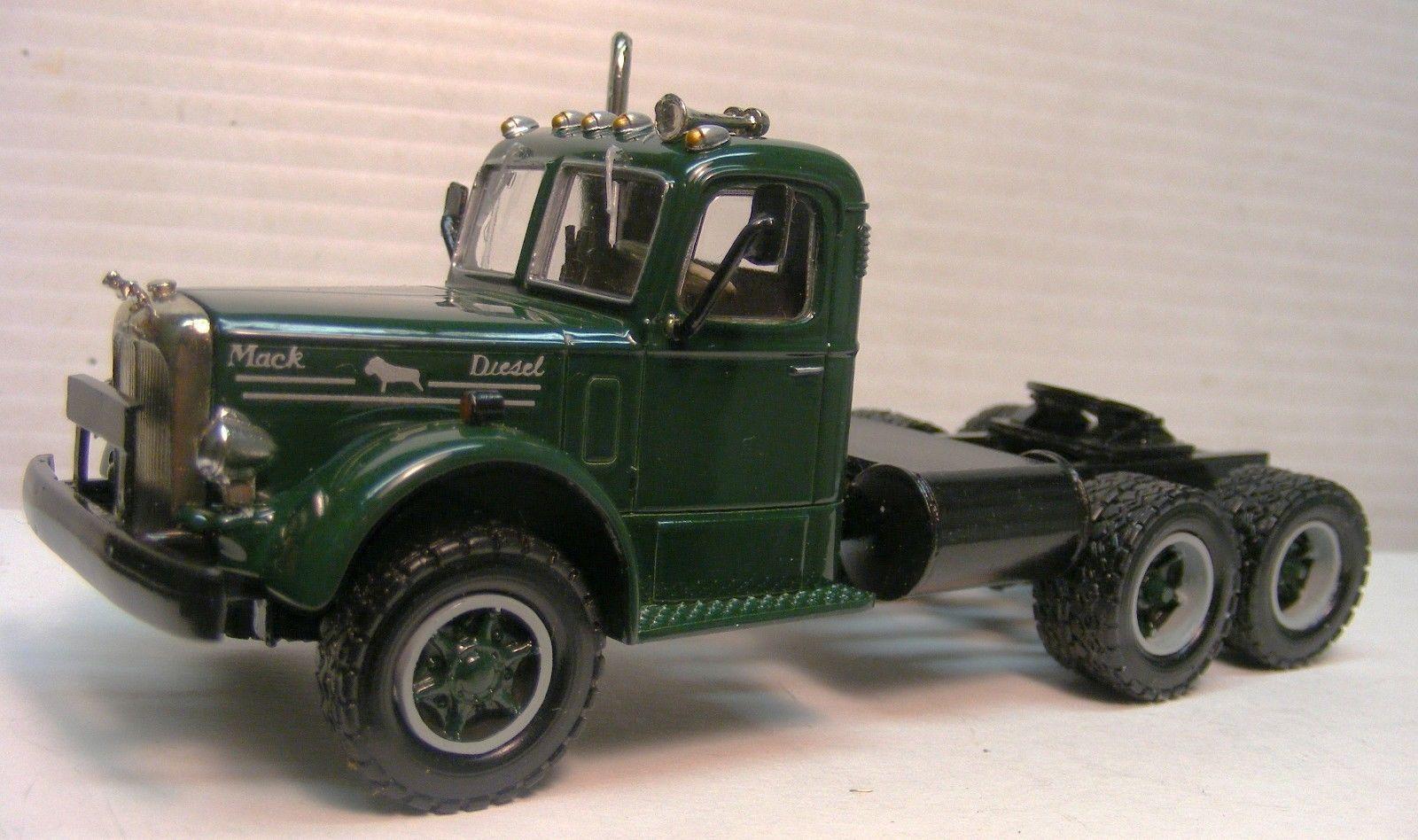 1/48 Scale LTL Western Mack Log Truck & Trailer. Has