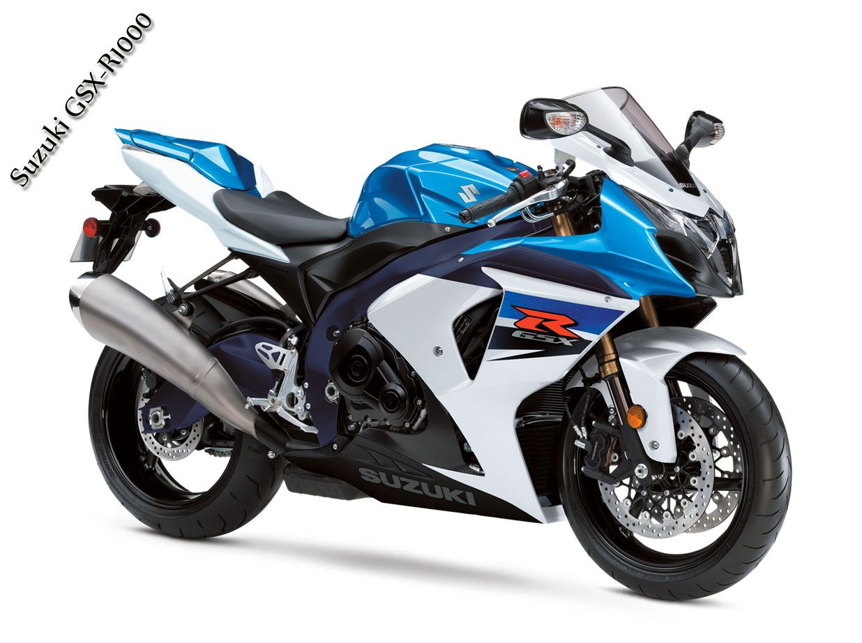 Top Fastest 1000cc Sports Bikes in India 2019 Suzuki