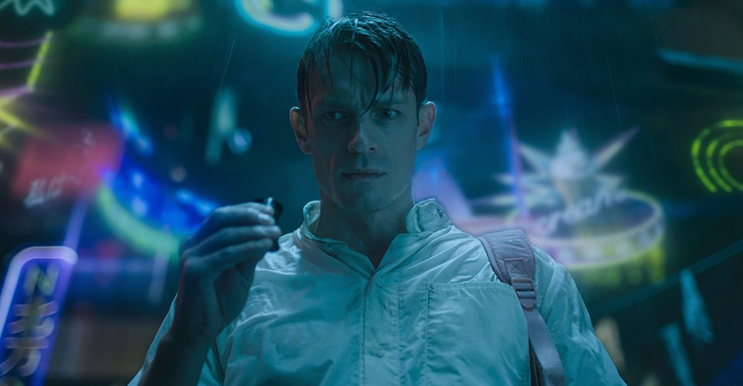 Altered Carbon Season 1 With Images Sztuka