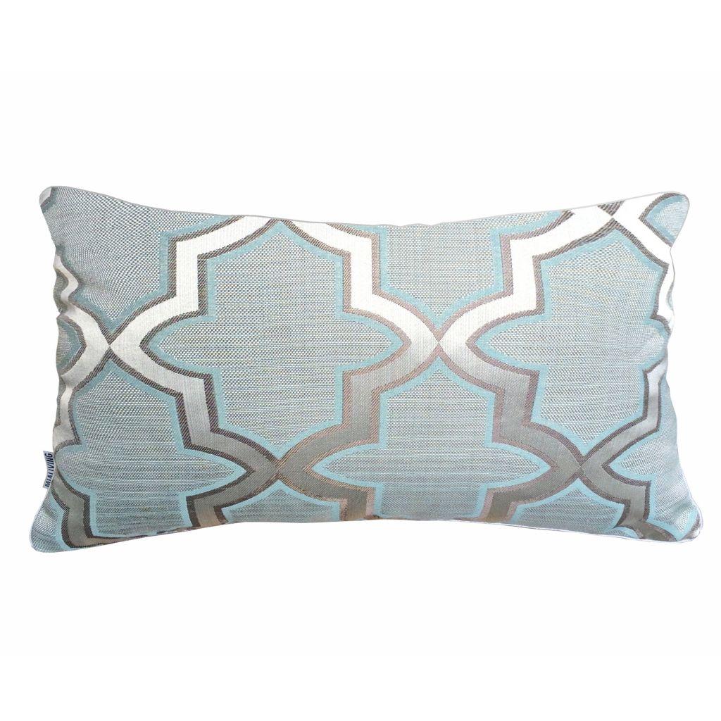 bikini caia pillows mint beach com products stripe pillow