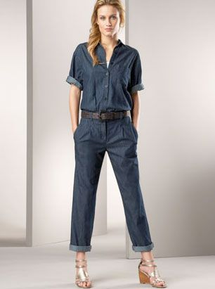 17 Best images about coverall on Pinterest | Denim jumper ...