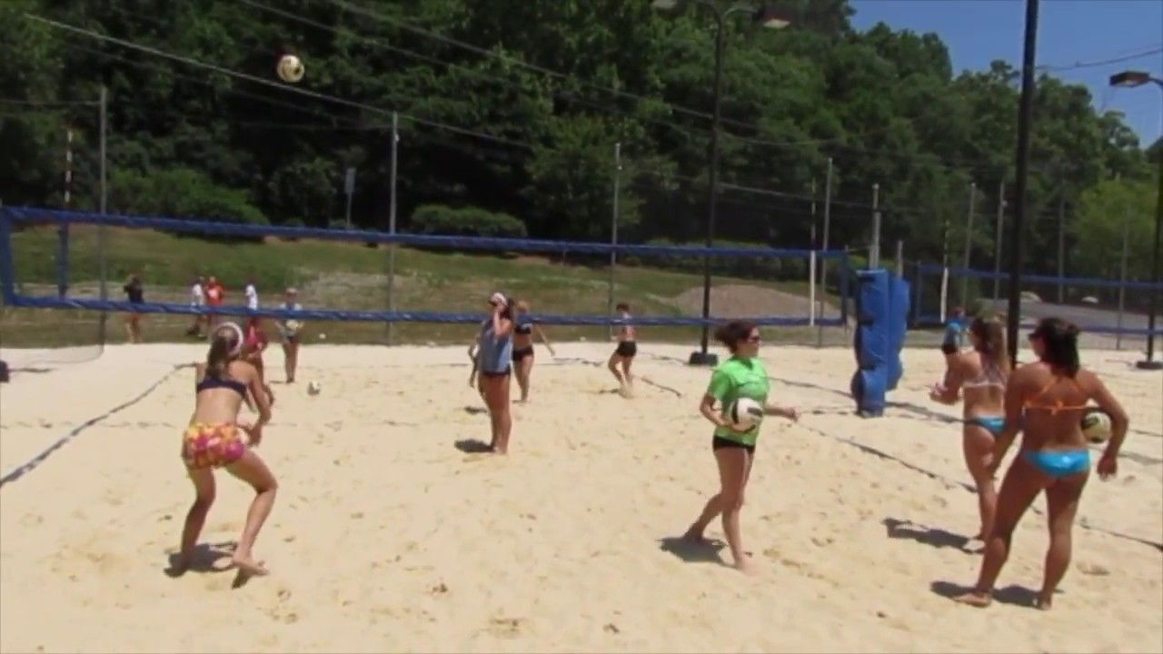 Jva Coach To Coach Video Of The Week Beach Passing And Setting Drills Setting Drills Coach Volleyball Clubs