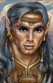 Haer Dalis Baldur S Gate Portraits Character Portraits Fantasy