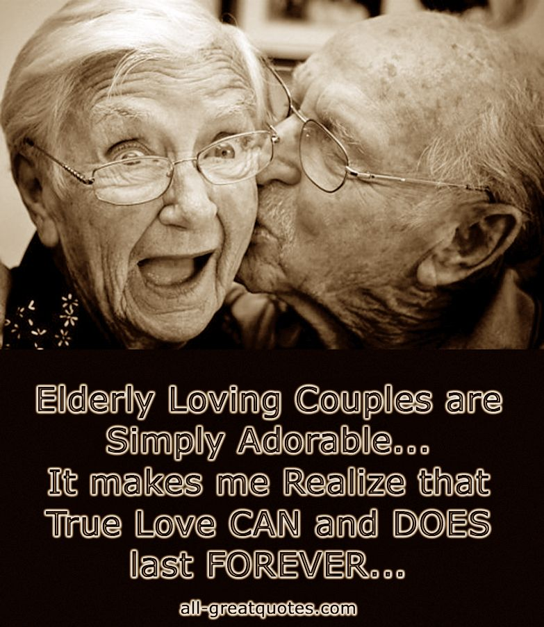 Old Age Couple Quotes