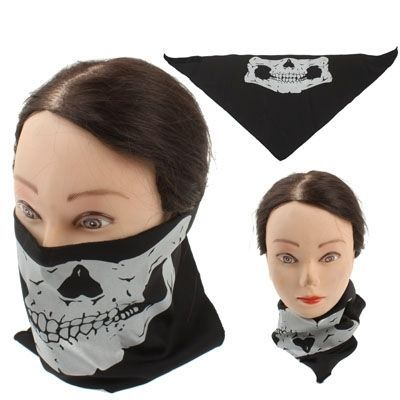amazones gadgets WD Motorcycle Cycling Sport Skull Half Face Mask(Black): Bid: 16,12€ Buynow Price 16,12€ Remaining 05 dias 04 hrs 1) Half…