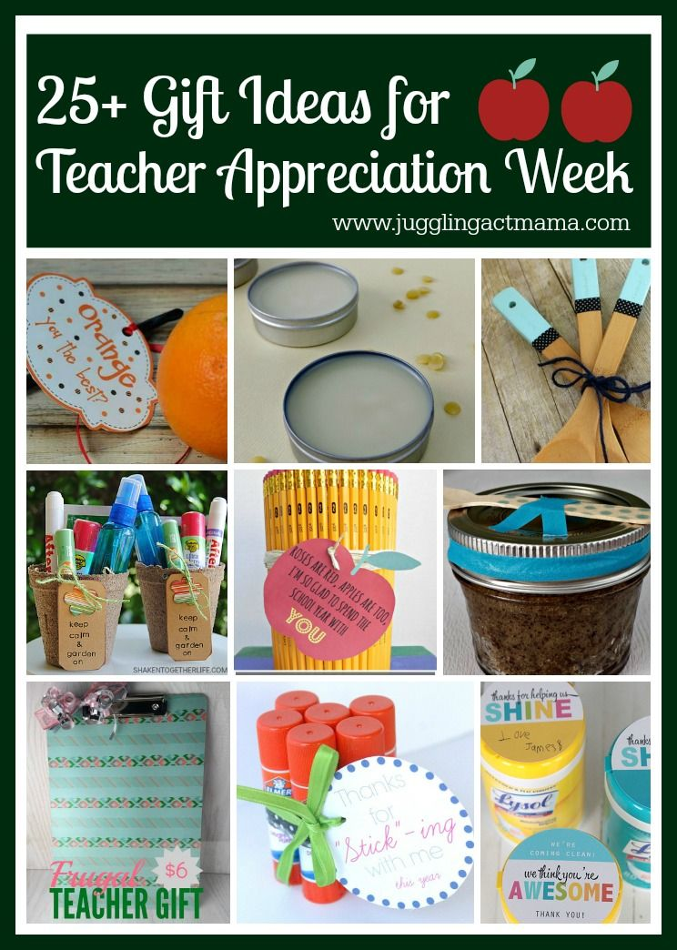 25 ideas for teacher appreciation week pinterest appreciation