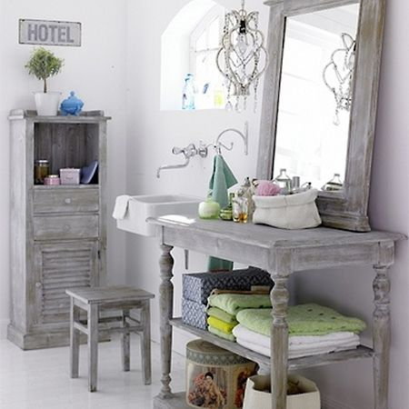 Home Dzine Home Decorating - Ideas and instructions for whitewashed