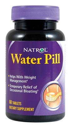 Water Pill Weight Management Natrol Inc Water Pills Vitamin Shoppe Eye Health