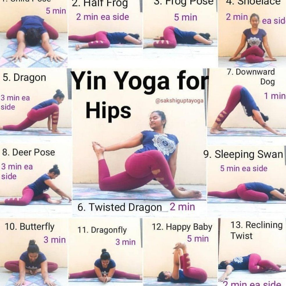 Yin Yoga Sequence For Hips Who All Love Yin My Practice Today Was A Wonderful 75 Minutes Of Yinyoga So I In 2020 Easy Yoga Workouts Yin Yoga Sequence Yin Yoga