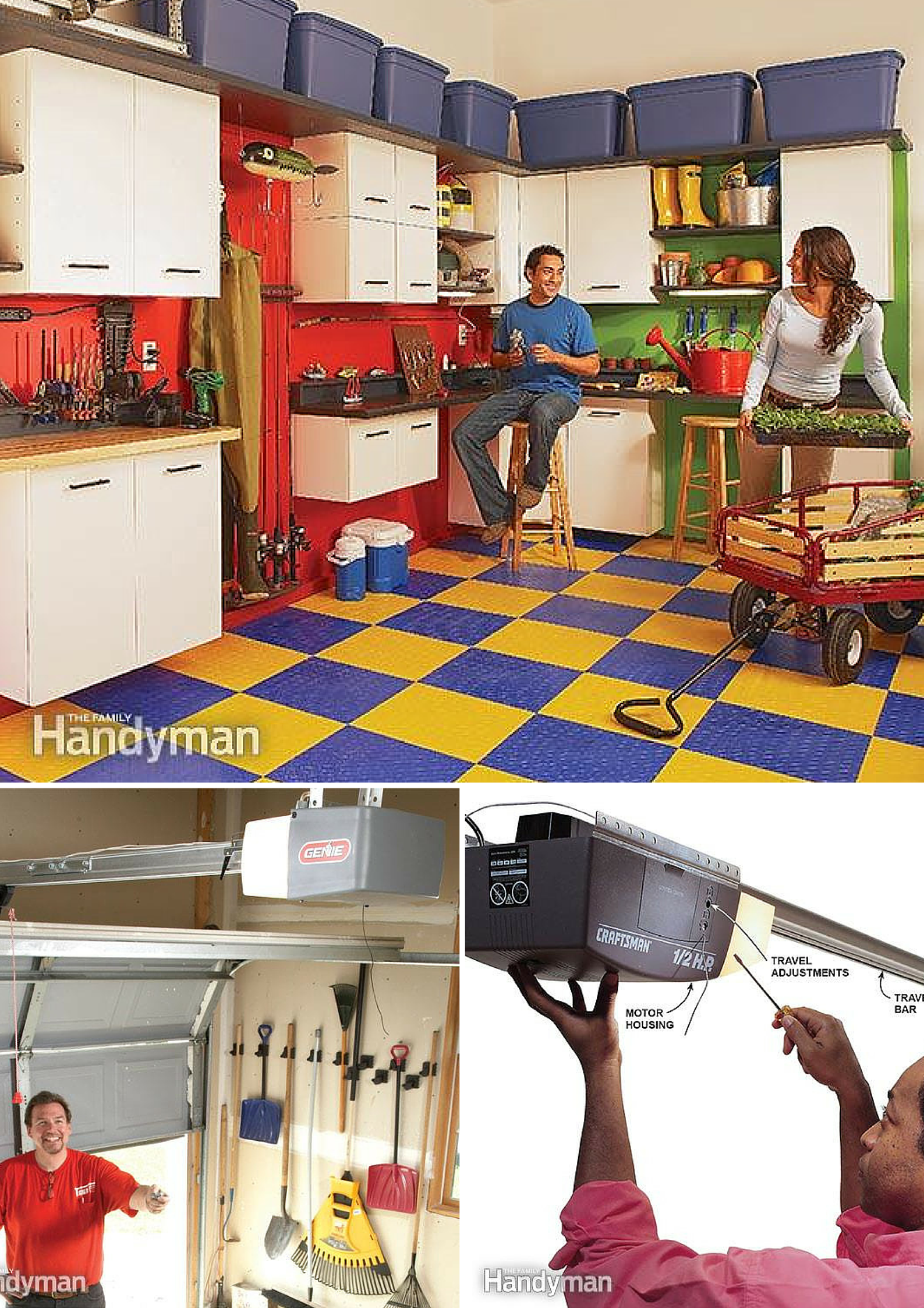 12 Best Ways To Heat A Garage In The Winter Garage Floor Paint Dream Garage Workshop Organization